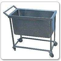 Wast Dish Collection Trolley