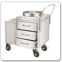 Commercial Kitchen Working Table & Trolley