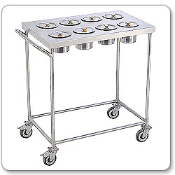 Kitchen Masala Trolley