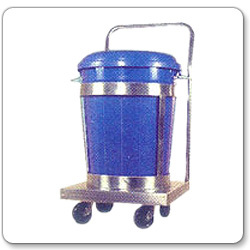 Dust Collection Trolley