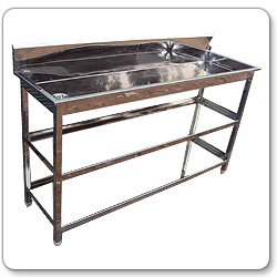 Clear Water Stand