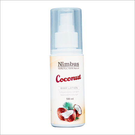 100Ml Coconut Body Lotion