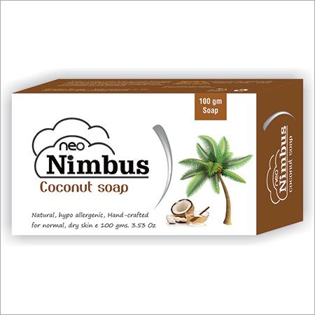 100Gm Coconut Soap