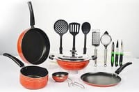 9 Pc Non Stick Cookware