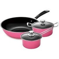 5 PC NON STICK COOKWARE SET