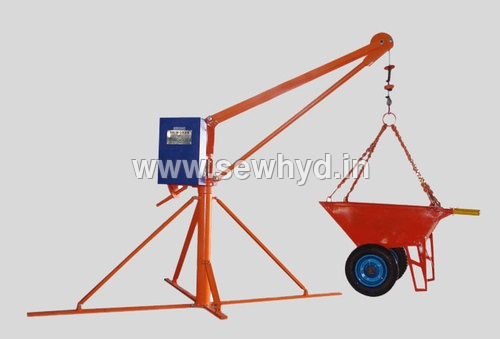 Goods Lifting Crane