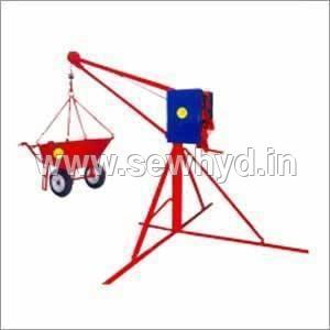 Building Construction Mini Crane