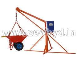 Mini Rop Lift Crane