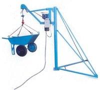 Portable Material Lift Crane