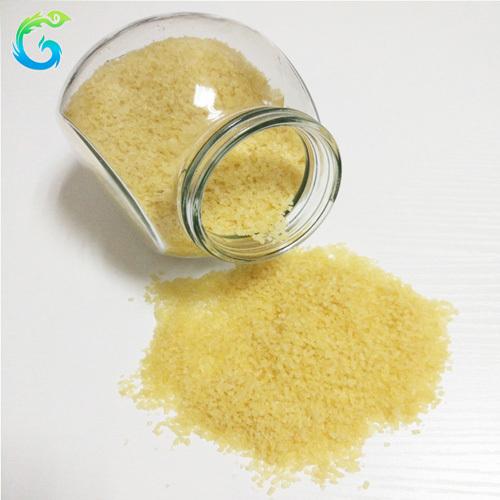 Brown Gelatin Crystal Powder