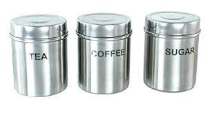 TEA COFFE STORAGE CONTAINER