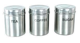 TEA COFFE STORAGE CONTAINER