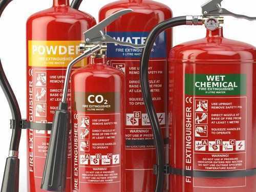Fire Safety Bottle