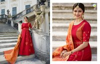 NEW HEAVY ANARKALI SALWAR SUITS