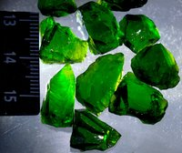 Chrome Diopside Rough HQ 600
