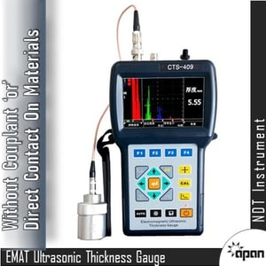 EMAT Ultrasonic Thickness Gage