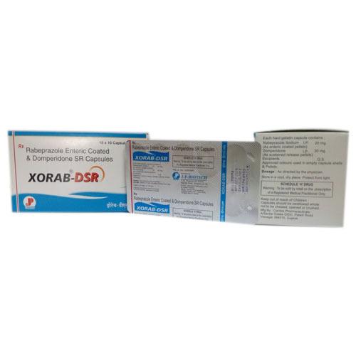 Rabeprazole Enteric Coated Domperidone SR Capsules