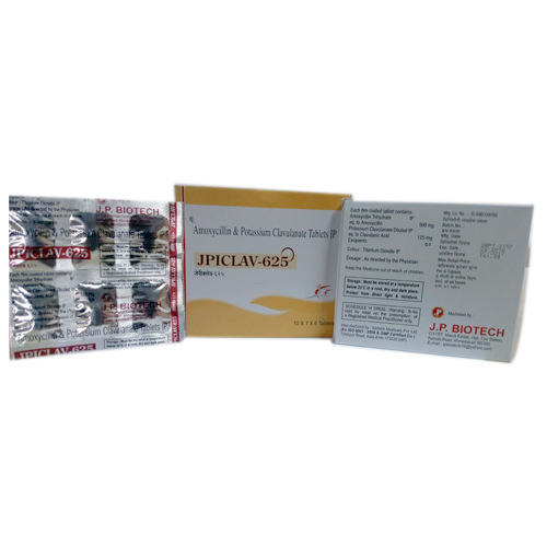 Anti Bacterial Tablets