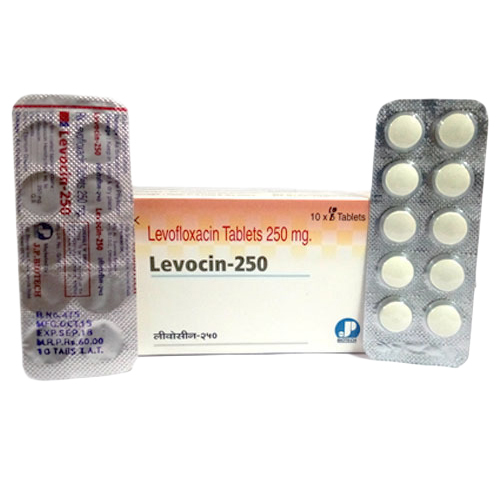 250mg Levofloxacin Tablets