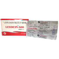 500mg Levofloxacin Tablets IP
