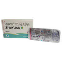 200mg Ofloxacin Tablets