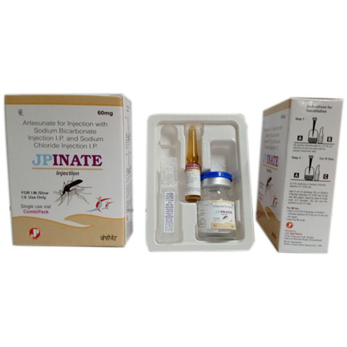 Artesunate For Injection Sodium Bicarbonate Injection IP