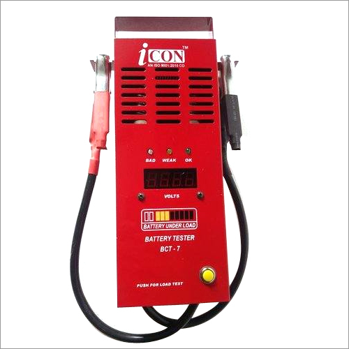 ICON Battery Tester BCT-7