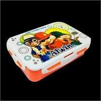 Color Plastic Lunch Box