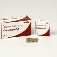 Cabergoline 0.5 MG
