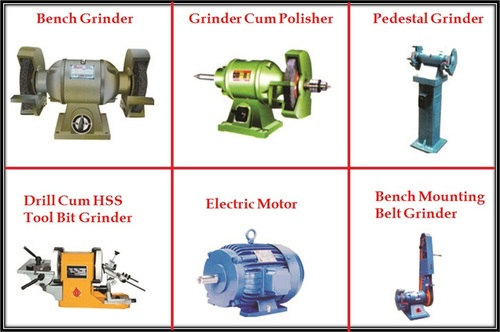 Electric Bench Grinder