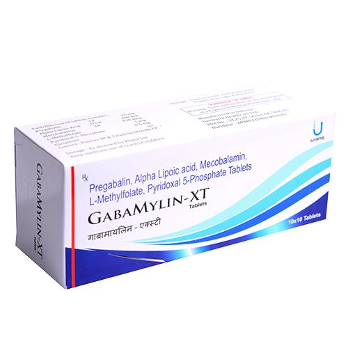 Pregabalin Alpha Lipoic Acid Mecobalamin Lmethylfolate Pyridoxal 5phosphate Tablets