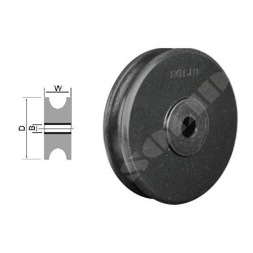 UHMW-PE Wheels