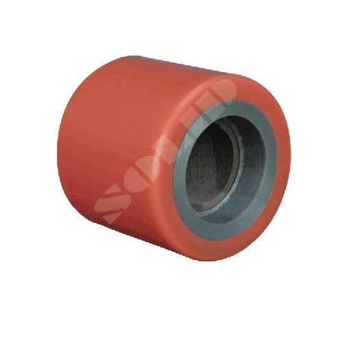 Polyurethane Lined Wheels On Metal Core