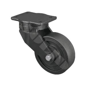 Forged Steel Casters Having Thrust & Taper Roller Bearing