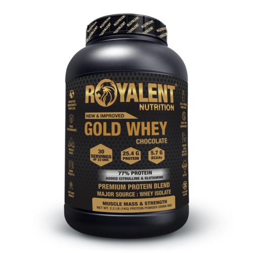1kg Chocolate Flavored Whey Protein