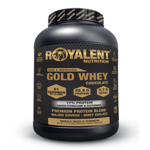 2kg Chocolate Whey Protein