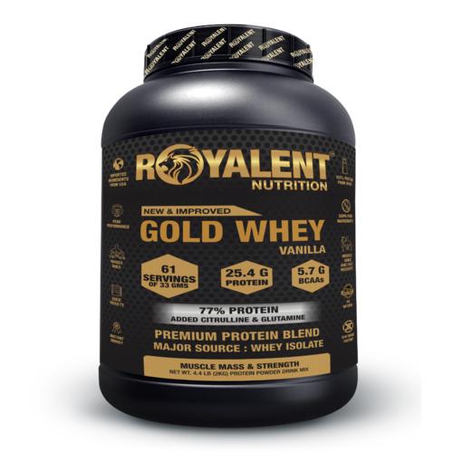 Vanilla Flavored Whey Protein