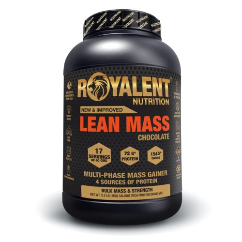 1kg Chocolate Mass Gainer