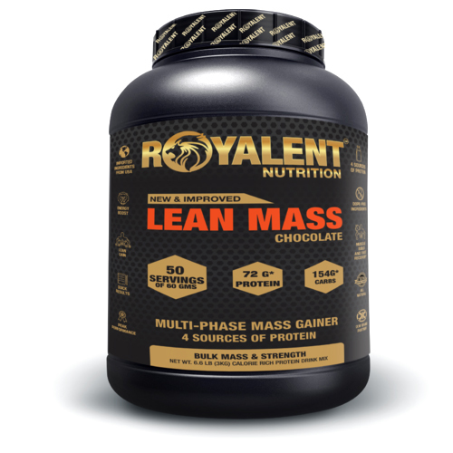 3kg Chocolate Mass Gainer