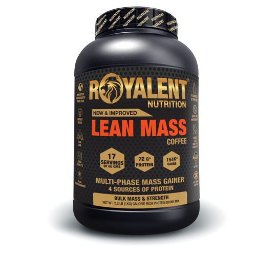 Coffee Lean Mass Gainer