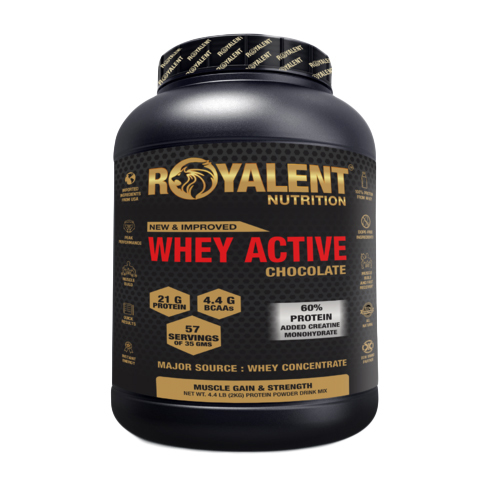 2kg Whey Active