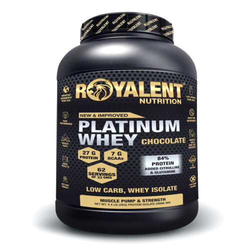 2kg Platinum Whey Isolate