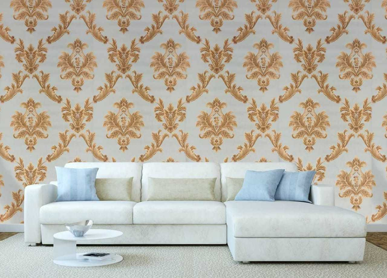 Damask and European wallpaper
