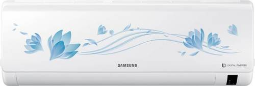 White Samsung 1.5 Ton 5 Star Bee Rating 2018 Inverter Ac