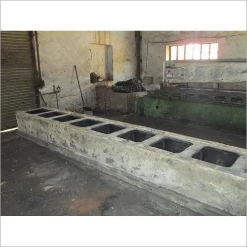 Block Cutter Cast Iron Machine And Parts