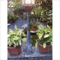 Decorative Garden Bollard