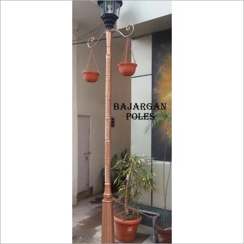 BP-7-1 Lamp Post