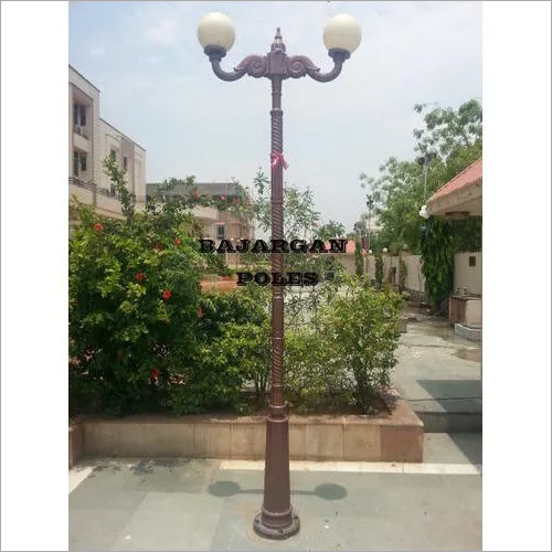 BP-7 Cast Iron Lamp Post
