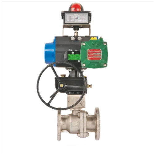 Automated On-Off Ball Valve