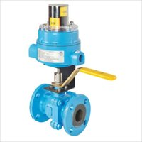 Ball Valve With Limit Switch